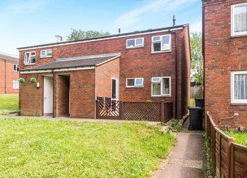 Thumbnail 1 bed flat for sale in Oxford Street, Dudley