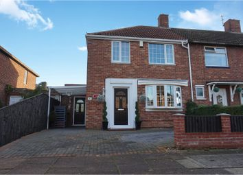 Thumbnail 3 bed semi-detached house for sale in Eastern Inway, Grimsby