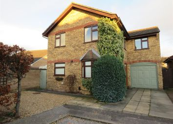 Thumbnail 4 bedroom detached house to rent in Blair Way, Eynesbury, St. Neots