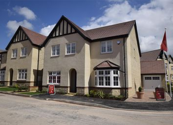 Thumbnail 4 bed detached house for sale in Plot 14, The Chestnuts, Winscombe, Somerset