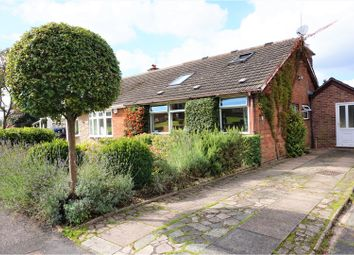 Thumbnail 3 bedroom semi-detached bungalow for sale in Fallowfield Road, Walsall
