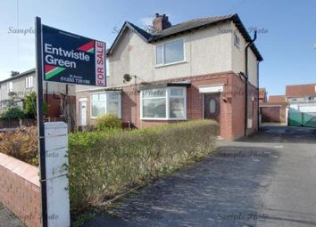Thumbnail 3 bed semi-detached house for sale in Keswick Road, Lytham St Annes, Lancashire
