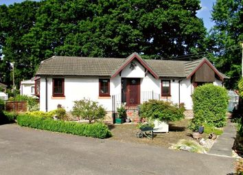Thumbnail 2 bed mobile/park home for sale in Bourne Lane, Woodlands, Southampton