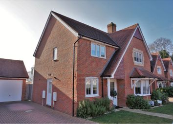 Thumbnail 4 bed detached house for sale in Austen Gate, Worthing