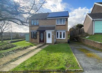 2 bed semi-detached house for sale in Byron Road, Priory Park, Haverfordwest SA61