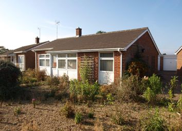 Thumbnail 2 bed bungalow for sale in Drockmill Close, Polegate