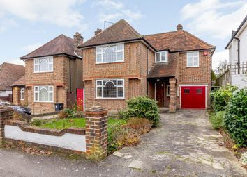 Thumbnail 4 Bed Detached House For Sale In Francis Road Pinner Middle