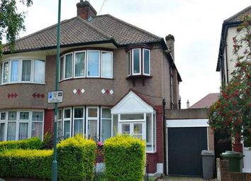 Thumbnail 4 bed semi-detached house to rent in Fleetwood Road, Dollis Hill, London