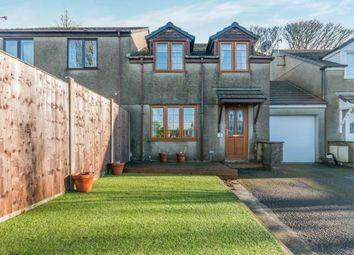 Thumbnail 3 bedroom semi-detached house for sale in Park Road, Redruth, Cornwall
