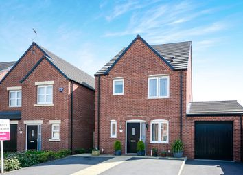 Thumbnail 3 bedroom link-detached house for sale in Chanterelle Way, Clowne, Chesterfield