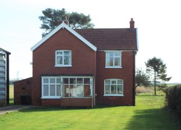 Thumbnail 3 bedroom detached house to rent in Main Road, Saltfleetby, Louth