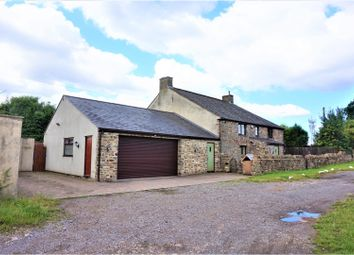 Thumbnail 4 bed detached house for sale in Siston Hill, Siston Common