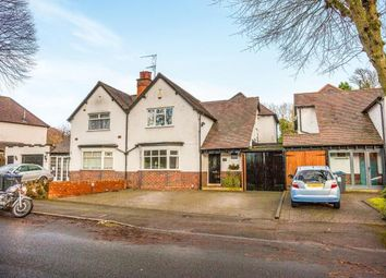 Thumbnail 3 bed semi-detached house for sale in Priory Road, Kings Heath, Birmingham, West Midlands