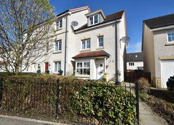 Thumbnail 4 bedroom town house for sale in Fitzallan Place, Bathgate