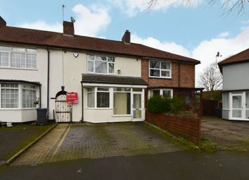 Thumbnail 3 bed terraced house for sale in Arcot Road, Hall Green, Birmingham