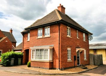 Thumbnail 4 bed detached house to rent in Holloway Avenue, Bourne, Lincolnshire