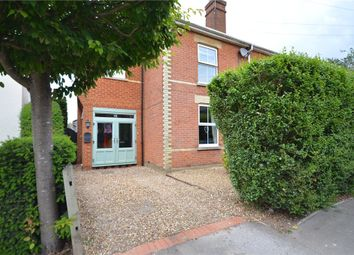 Church Road East, Crowthorne, Berkshire RG45. 4 bed semi-detached house