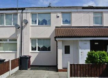 Thumbnail Town house to rent in Custley Hey, Liverpool