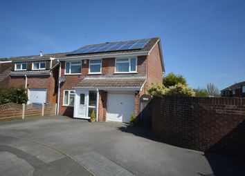 Thumbnail 5 bed detached house for sale in Hawker Close, Merley, Wimborne