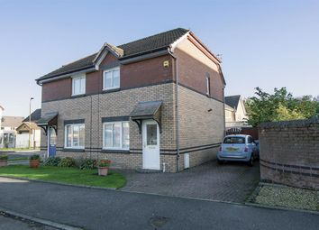 Thumbnail 2 bed semi-detached house for sale in Union Place, Brightons, Falkirk