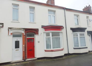Thumbnail 3 bed terraced house for sale in St. Peters Road, Stockton-On-Tees