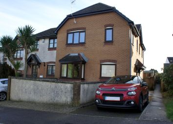 Thumbnail 2 bedroom semi-detached house to rent in Chyvelah Ope, Gloweth, Truro