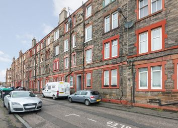 Thumbnail 1 bed flat for sale in Hawthornvale, Newhaven, Edinburgh
