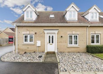 Thumbnail 2 bed bungalow for sale in Sutton, Ely, Cambridgeshire