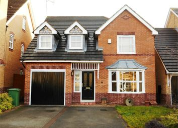 Thumbnail 4 bed detached house for sale in Yellowhammer Drive, Gateford, Worksop, Nottinghamshire