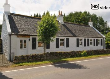 Thumbnail 3 bed cottage for sale in Plean, Stirling