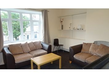 Thumbnail 3 bed flat to rent in Richards Street, Cathays, Cardiff