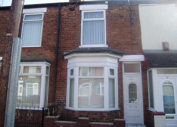 Thumbnail 2 bed end terrace house to rent in Berkshire Street, Hull