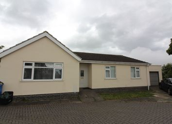 Thumbnail 3 bed detached bungalow to rent in Church Walk, Easington Village, Peterlee