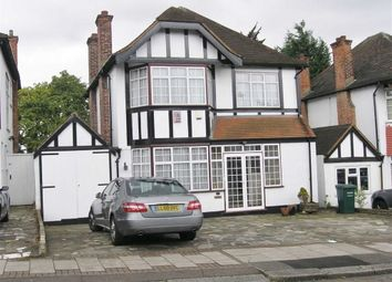 Thumbnail 4 bedroom semi-detached house to rent in Edgeworth Avenue, Hendon