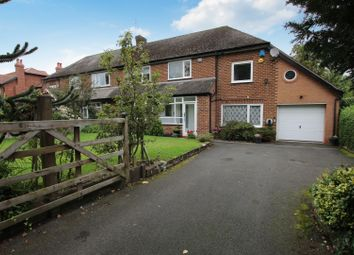 4 bed semi-detached house for sale in Bankhall Lane, Hale, Altrincham WA15