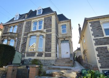 Thumbnail 5 bed maisonette to rent in Sommerville Road, Bishopston, Bristol