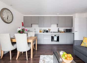 Thumbnail 2 bed flat to rent in East Ferry Road, London