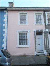 Thumbnail 3 bed terraced house to rent in Albert Street, Aberaeron