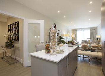 Thumbnail 3 bed flat for sale in Coombe Road, New Malden