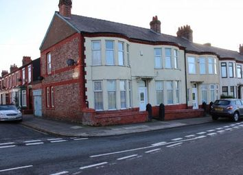 Thumbnail 4 bed terraced house to rent in Grant Avenue, Liverpool