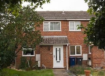Thumbnail 2 bedroom end terrace house to rent in Chequer Street, Fenstanton, Cambridge