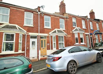 Thumbnail 3 bed terraced house to rent in Stuart Road, Exeter