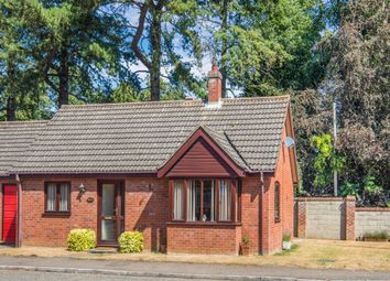 Thumbnail 2 bed detached bungalow for sale in Antingham Drive, North Walsham