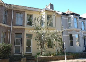 3 bed terraced house for sale in Egerton Crescent, Plymouth PL4