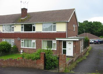 Thumbnail 2 bed maisonette to rent in Michaels Way, Hythe