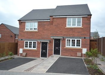 Thumbnail 2 bedroom semi-detached house to rent in Eagle Street, Hanley, Stoke-On-Trent