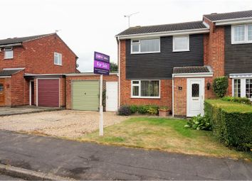 Thumbnail 3 bed semi-detached house for sale in Sywell Drive, Wigston