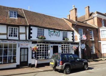 Thumbnail Commercial property for sale in 9 And 9A, New Street, Upton Upon Severn, Worcestershire