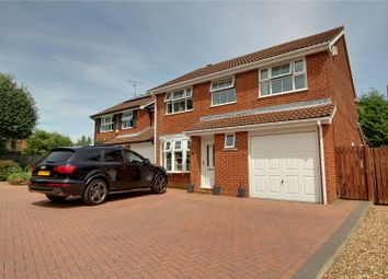 Thumbnail 4 bed detached house for sale in Freshfield Close, Lower Earley, Reading, Berkshire