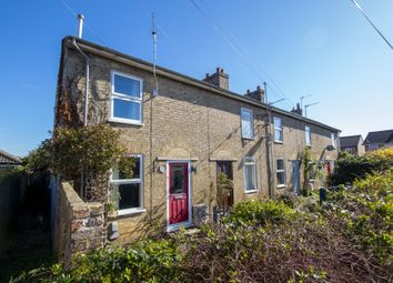 Thumbnail 2 bed end terrace house for sale in Lambs Row, Cottenham, Cambridge